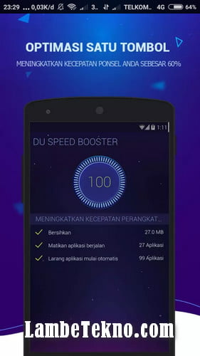 3 Aplikasi Agar HP Android Tidak Lemot Paling Ampuh