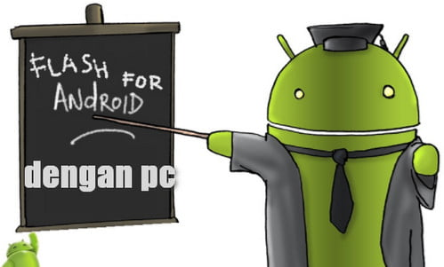 Cara Mengatasi Android Bootloop Lewat PC Via Flashtool dan Odin