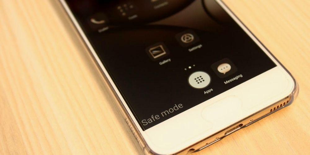 Mengatasi Touchscreen Tidak Berfungsi melalui Safe Mode