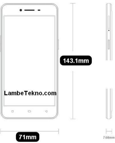 Spesifikasi Oppo A37F