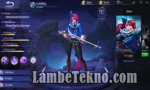 Hero Mobile Legend Terkuat dan Terbaik