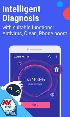 Antivirus Android Ringan RAM