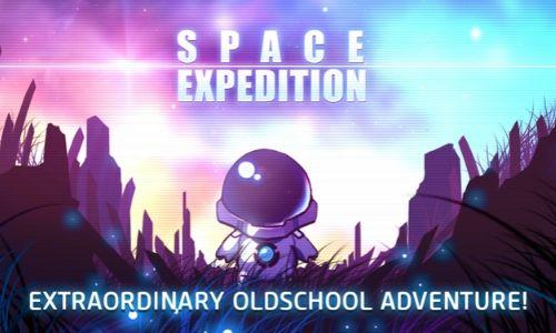 Space Expedition Game Petualangan Luar Angkasa