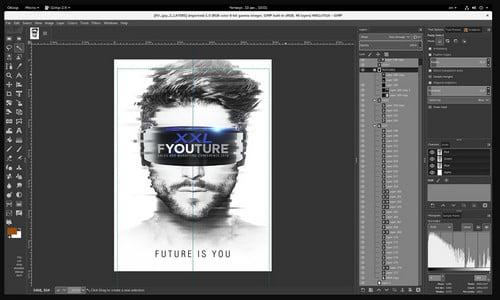 aplikasi edit foto kekinian di laptop