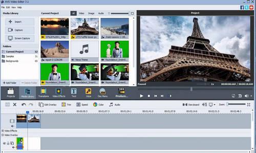 aplikasi edit video windows 10