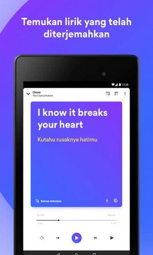 Aplikasi Lirik Lagu Offline Terbaik untuk Android