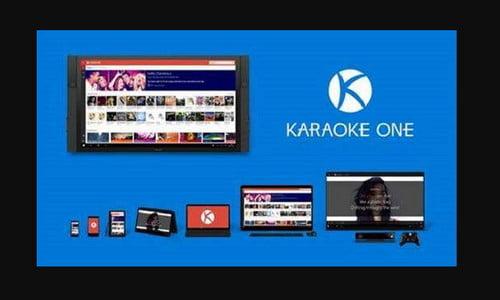 Aplikasi One Karaoke