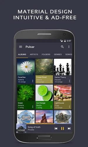 Aplikasi Pemutar Musik Terbaik (TOP 4) Untuk Android Kualitas Terbaik
