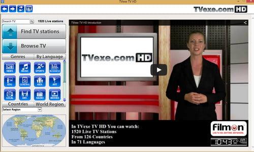 Aplikasi TV Online Nonton Gratis Untuk Android dan PC (TOP 8)