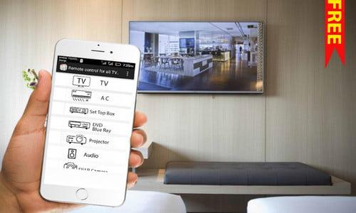 cara menggunakan aplikasi remote tv