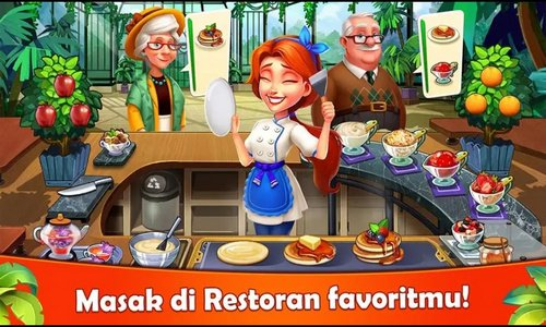 Cooking Joy – Super Cooking Games, Best Cook!