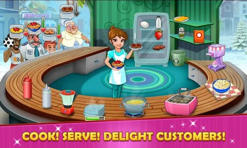 Kitchen Story Cooking Game Android Memasak