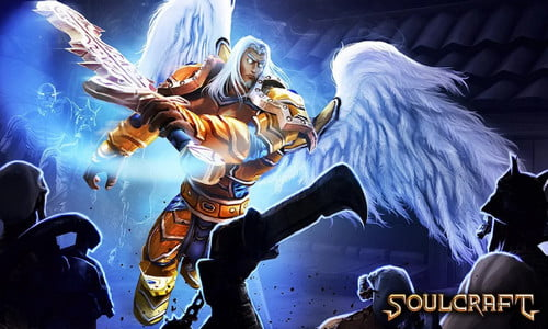 Soulcraft - Game Offline RPG Android