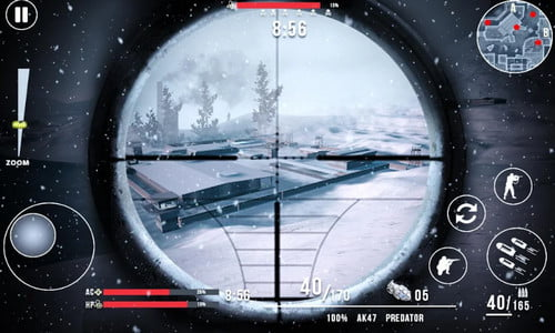 Call of Sniper WW2 Offline Terbaik