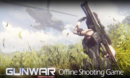 Gun War Shooting Game Sniper Terbaru