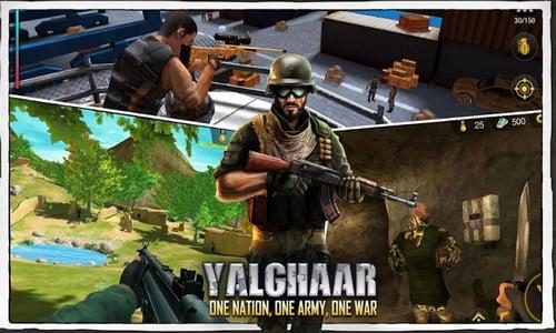 Yalghaar Border Clash Glorious Mission Army Game