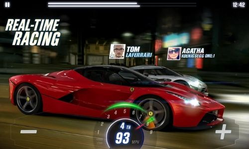 CSR Racing 2 - Game Balapan Offline Android