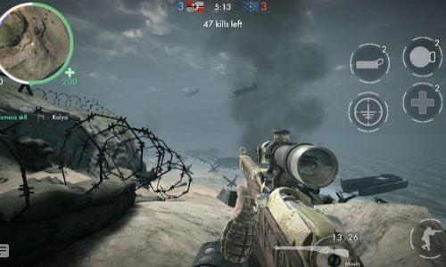 World War Heroes - Game Bertema Perang