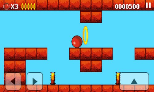 Bounce classic Game Ringan Jaman Dulu
