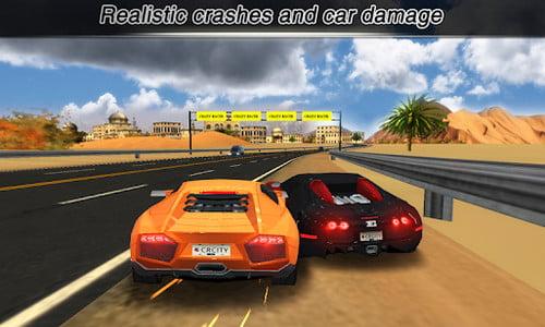 game balap mobil 3d