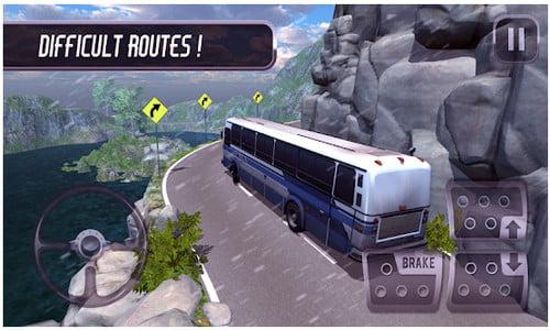 Game Bus Simulator Offline