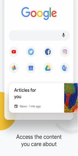Browser Terbaik Android 2020