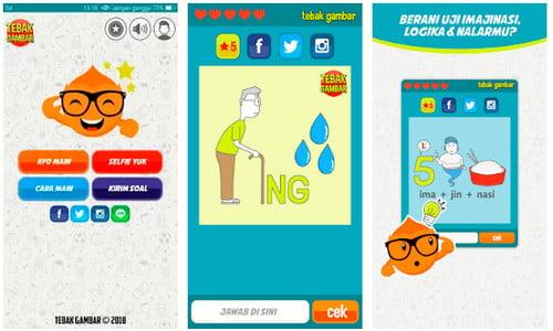 Game Tebak Gambar Terbaik Untuk Android