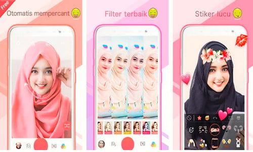 Aplikasi Sweet Selfie Camera Untuk Android