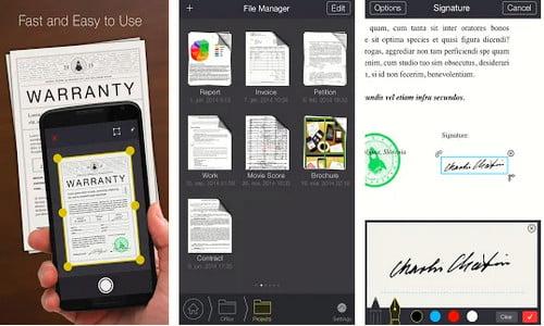 Aplikasi Scanner Untuk Android Terbaik
