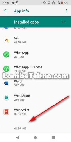 Cara Menghilangkan Aplikasi Adware