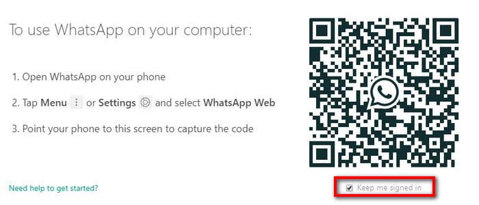 Cara Login Whatsapp Web Tanpa Barcode Biar Tidak Logout (2021)