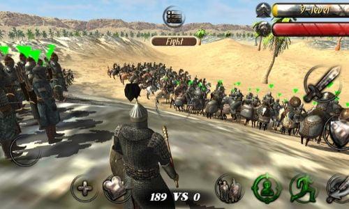 Game Offline Strategi Perang Kerajaan