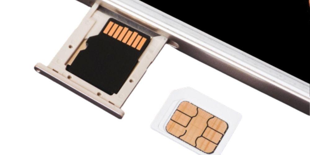 Copot SIM Card dan SD Card