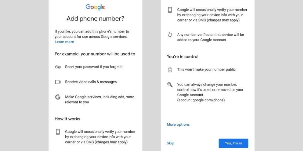 Cara Membuat Akun di Google Play Store